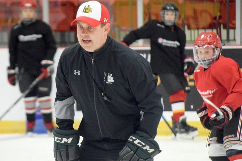 Jon Greenwood was an assistant coach for the Halifax Mooseheads the past seven seasons. - Joey Smith/Truro Daily News
