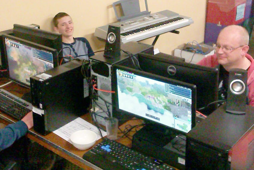 Slate Youth Centre has been holding its annual fundraising LAN Party for the last five years, using video games to raise money for tech improvements at the centre. Since holding the first LAN party, the centre has been able to fund the purchase of three new gaming computers, an Xbox One and PS4, and is soon buying a new iMac for video creation and editing.