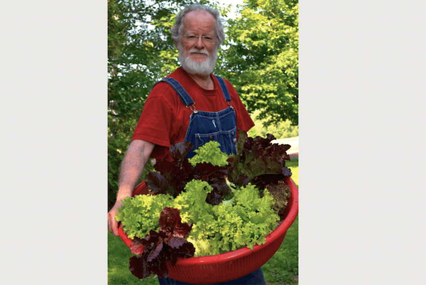 Earltown resident Wane Edgar is one of a number of participants who are operating the Earltown Farmers' Market, which is set for its official grand opening at 2 p.m. on Friday.