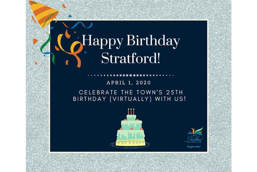 Happy 25th birthday, Stratford!