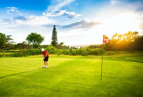 Enjoy a day at the Brudenell golf course. - Photo Courtesy Tourism PEI/Carrie Gregory.