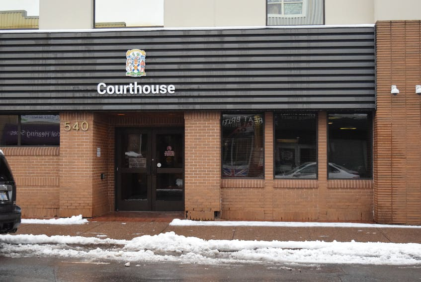 The provincial courthouse in Truro.