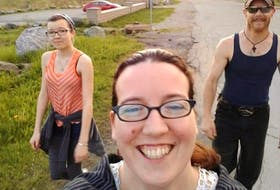 From left to right, Emily Tuck, Jolene Oliver and Aaron (Friar) Tuck, were among the mass shooting victims in Portapique on April 19, 2020.