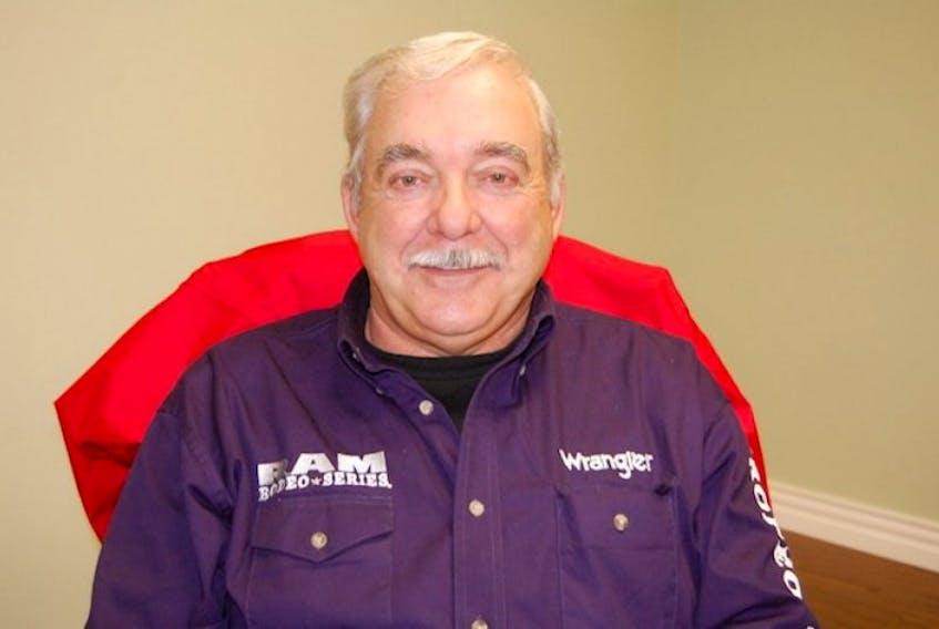 Tignish Council chair, Allan McInnis