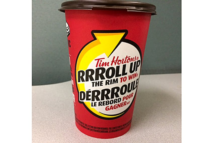 Tim Hortons 2018 Roll Up the Rim to Win contest is now underway, as of Monday, Feb. 7, 2018.