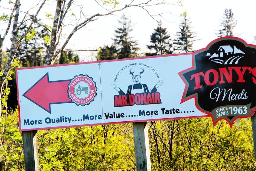 Tony's Meats has won the 2018 Nova Scotia Exporters of the Year, at the Nova Scotia Export Achievement Awards.