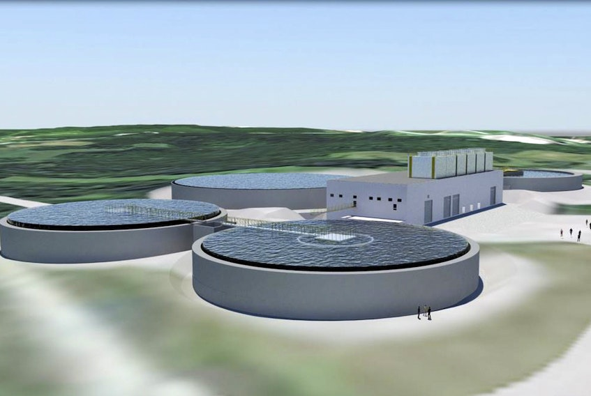 The proposed treatment facility project at Northern pulp will see the replacement of the existing plant with a state of the art wastewater treatment facility.