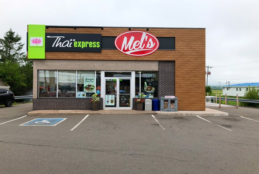 An employee at the Petro Canada & Thai Express on Robie Street in Truro has been fired after lying about her travel origins when returning to Nova Scotia.