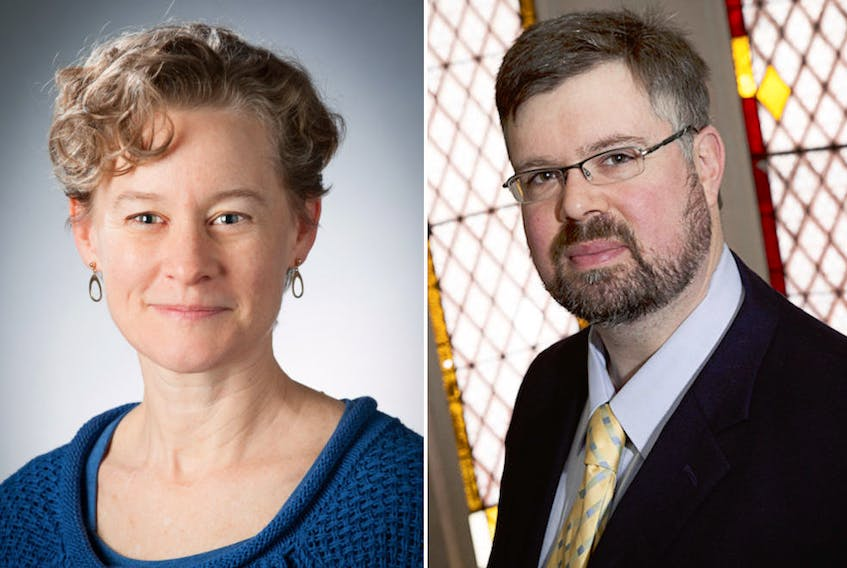 UPEI professors Lisa Chilton and Robert Dennis have been named associates for the L.R. Wilson Institute for Canadian History.The honour recognizes scholars who push the field of Canadian history in exciting new directions.