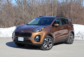 The Kia Sportage is a decent little driver but prepare to be dinged at the pumps. Still, it's worthy of consideration. - Jil McIntosh
