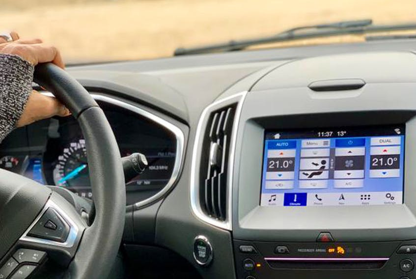 The complexity of vehicle operating systems is a major distraction for today's driver.