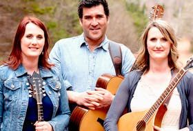 Members of the contemporary Acadian musical group, Vishtèn, include Pastelle and Emmanuelle LeBlanc and Pascal Miousse.