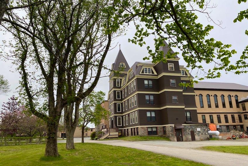 The Université Sainte-Anne campus. TINA COMEAU PHOTO