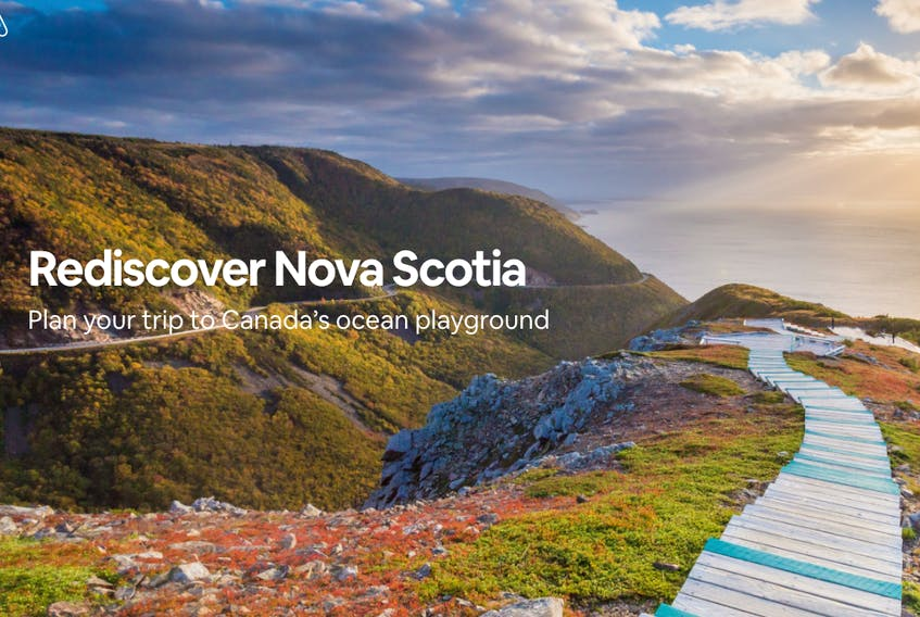 Airbnb has launched a new website in partnership with Tourism Nova Scotia.