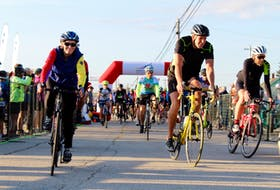 Beautiful weather and lots of volunteers combined to make the 2019 Gran Fondo Baie Sainte Marie a huge success.
