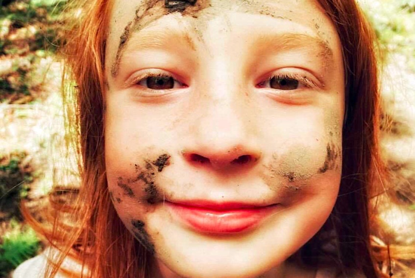 Nicola Roberts-Fenton, owner of Alder Wilderness Experiences, held a Forest Playing event last year for children. Due to the demand, she'll be holding several more in 2021. NICOLA ROBERTS-FENTON PHOTO