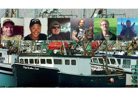 Fundraiser is taking place to raise money to support the families of the lost crew of the Chief William Saulis scallop dragger, which sank on Dec. 15. GOFUNDME PAGE