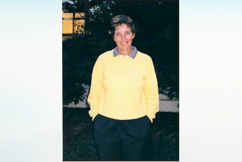 Ann MacVicar in a photo from the year 2000. The Yarmouth native, who lives in Bedford, is included on U Sports' list of the 100 greatest Canadian female university basketball players of the century.