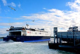 The planned May to October ferry season between Yarmouth and Bar Harbor has been suspended.