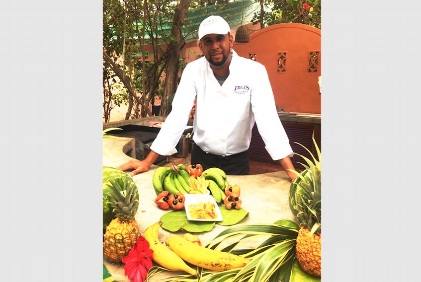 Chef Randy Odean Taylor has been part of the planning of a Jamaican culture exchange happening in Yarmouth. CONTRIBUTED