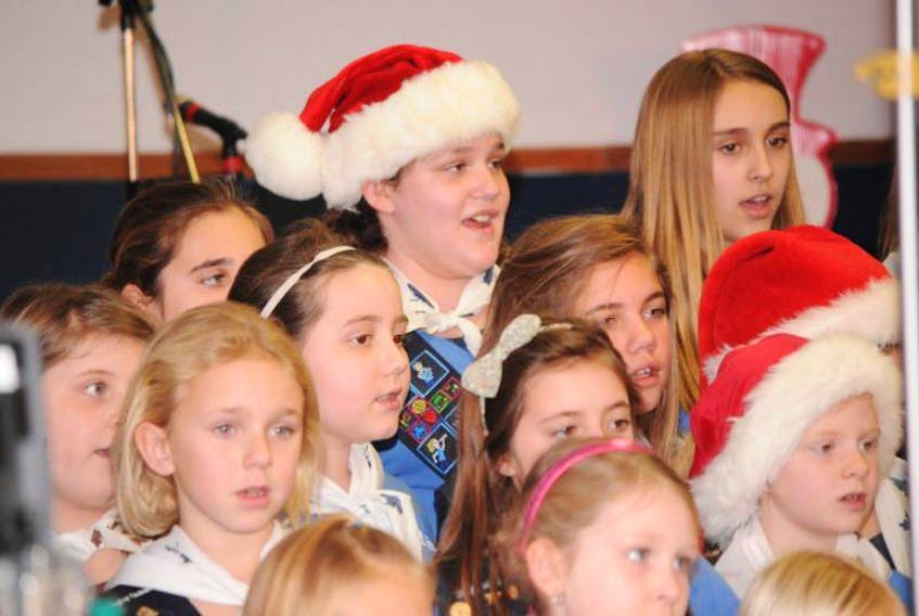 Entertainment from a previous Digby Annapolis Christmas Daddies telethon. JONATHAN RILEY FILE PHOTO