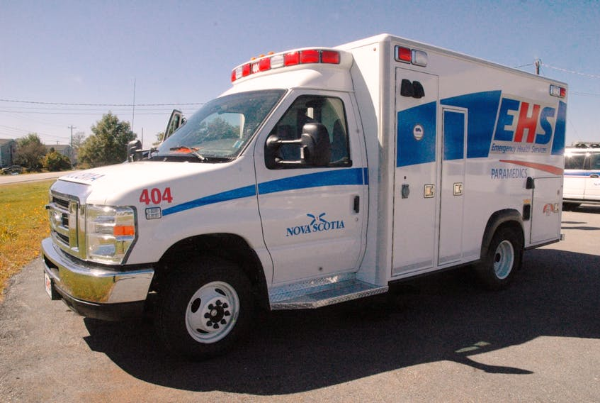 Concern over a change in the status of their ambulance service has been a concern for many Pubnico-area residents. FILE PHOTO