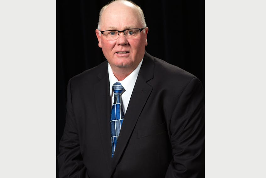 Richard Donaldson has stepped down as Argyle warden, but he remains the councillor for the Municipality of Argyle's District 6. He has been on council since 1991 and became warden in 2016. CONTRIBUTED PHOTO