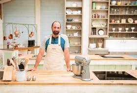 East Coast Baker competing in Great Canadian Baking Show