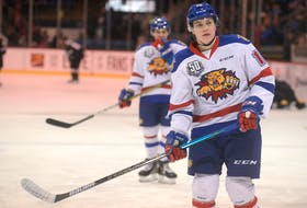 Summerside native Jeremy McKenna played three seasons with the Moncton Wildcats of the Quebec Major Junior Hockey League.