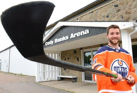 Josh Currie is looking to make the Edmonton Oilers at training camp in September. He spent hours inside the Cody Banks Arena honing his skills as a Charlottetown youngster.