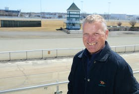 """Wally Hennessey got his start in the harness racing business in Charlottetown. """"I'm a real fan of the game. I grew up in it. It was my passion and still is my passion,"""" he said."""