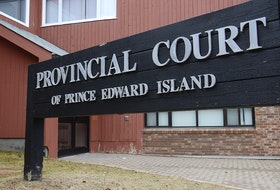 P.E.I. provincial court in Charlottetown.