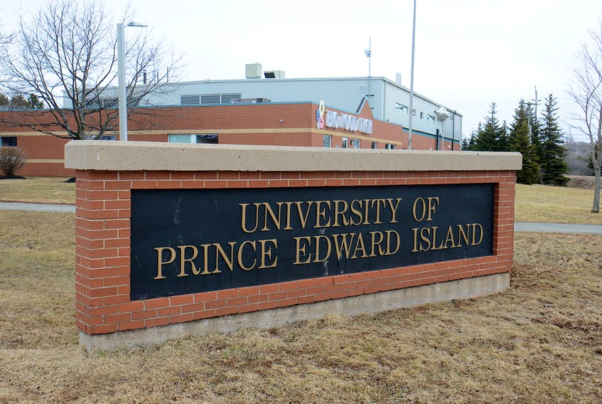 The University of Prince Edward Island.