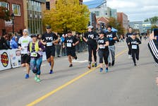 The 16th annual P.E.I. Marathon took place Sunday.