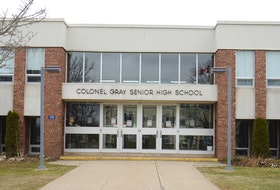 Colonel Gray High School is located on Spring Park Road in Charlottetown.