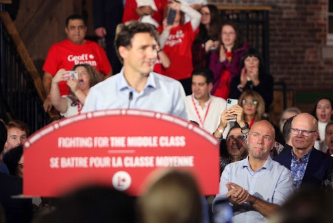 Adrian White asks is the intent of the April 19 budget tocreate more social programsusingborrowed money for Prime Minister Justin Trudeau tobuy the votes of Canadians in a soon-to-be federal election? SALTWIRE NETWORK FILE