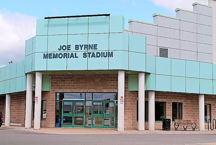 Grand Falls-Windsor is reviewing stadium costs in hopes of controlling deficits.