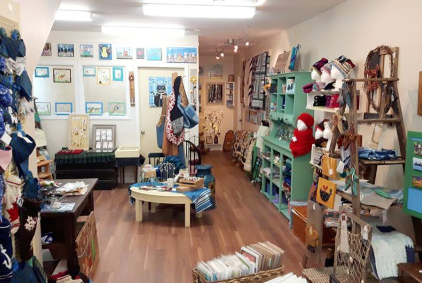 The Plaid Cat Gift Gallery on Main Street in Liverpool offers a wide variety of Nova Scotian hand crafted items. With the wide variety, owner Melanie Rutledge says there is something for everyone at every price range.