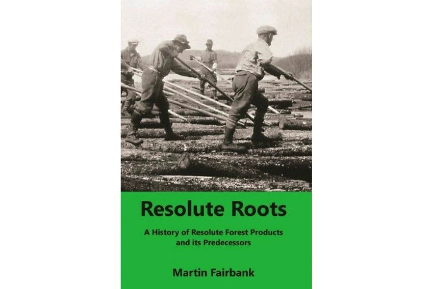 Resolute Roots, a History of Resolute Forest Products and its Predecessors recounts the history of a large player in the pulp and paper industry.