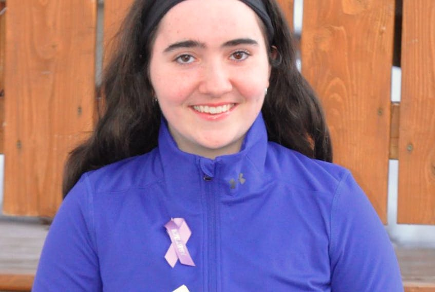 Grand Falls-Windsor's Deidre Skinner is excited to be this year's Purple Day ambassador to raise awareness around seizure disorders. She is hoping everyone will support Purple Day, part of Epilepsy Awareness Month, by wearing purple on Fri., March 24.