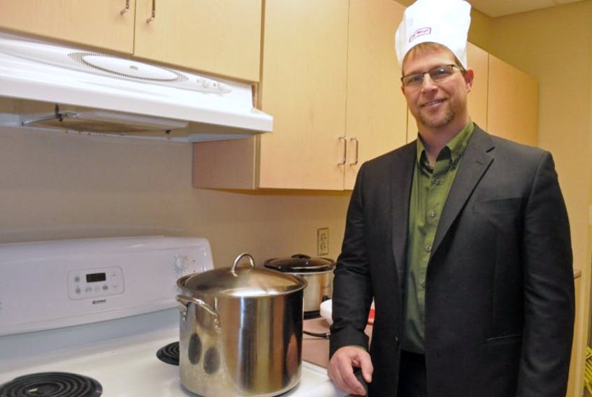 Grand Falls-Windsor Mayor Barry Manuel is excited for the first (and hopefully annual) Perfectly Centred Culinary Festival set for Aug. 3-5, which will bring internationally renowned chefs to the community for a weekend of events.