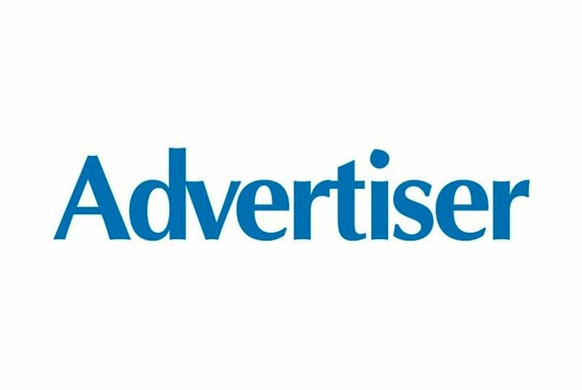 Advertiser masthead