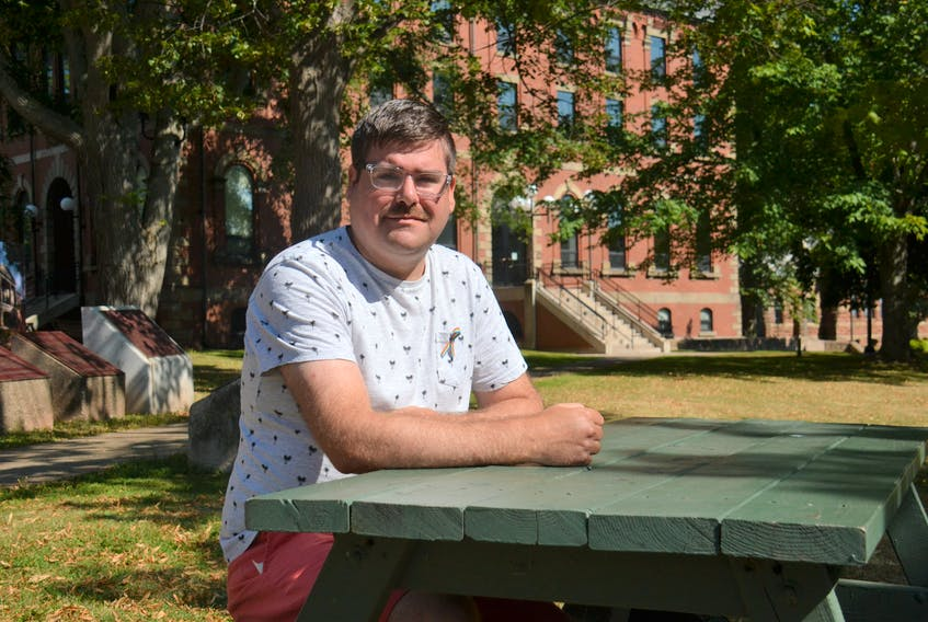 Daniel Boudreau successfully advocated for legislation in P.E.I. banning the practice of conversion therapy amongst health practitioners in P.E.I. But he says this is not the time to get complacent.