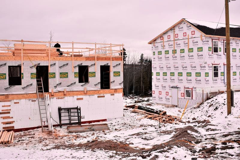 Vacancy rates for affordable housing in St. John's continues to be high, but so does the waiting list for smaller units. Coun. Shawn Skinner believes all levels of government should be involved in a task force dedicated to solving the problems of affording housing for our aging population. — FILE PHOTO