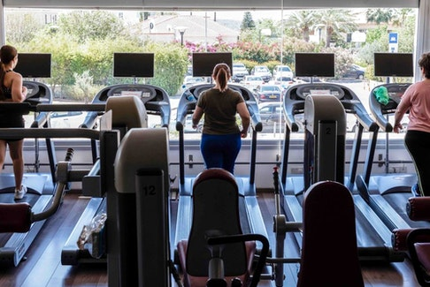 One-on-one training with a professional insructor will be allowed as of Feb. 8. Solo workouts, group fitness and team sports will not be permitted under new regulations.