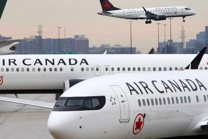 Air Canada's new Aeroplan points system will be rolled out Nov. 8.