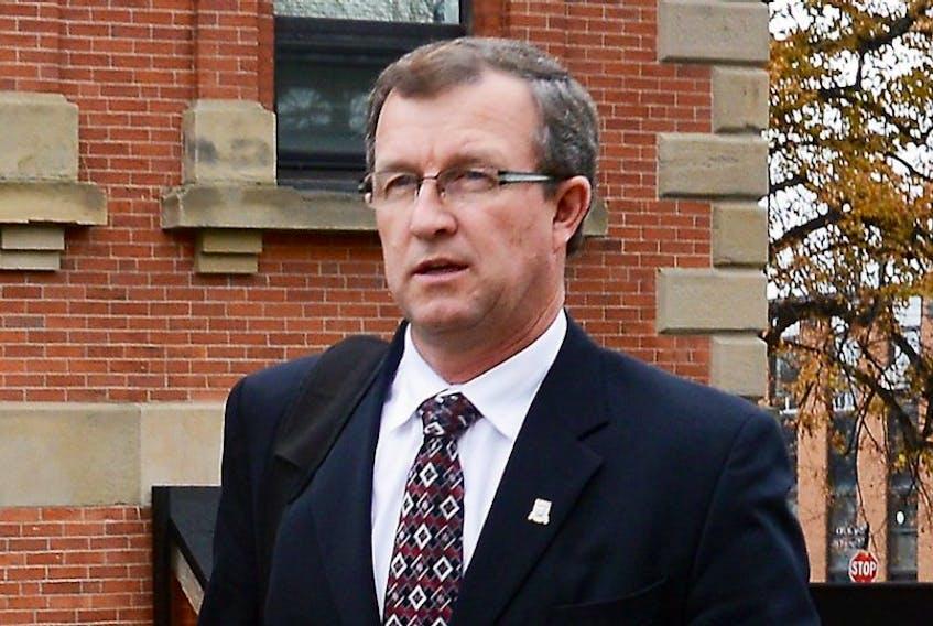 Education Minister Alan McIsaac