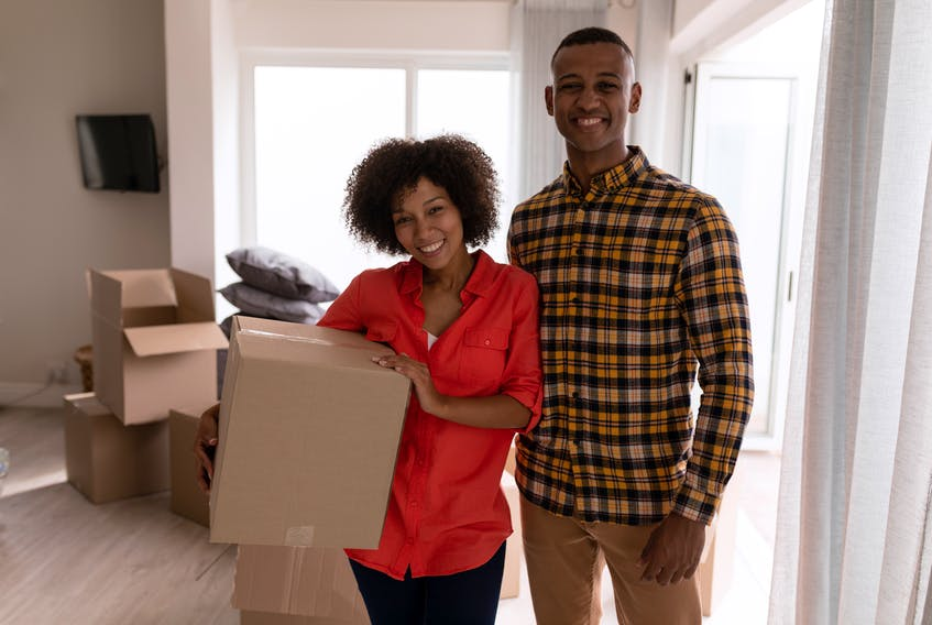 A recent StatsCan Twitter poll asked Canadians how old they were when they bought their first home and 52.1 per cent said they were 25 to 34 years old, prompting backlash from millennials. 123RF