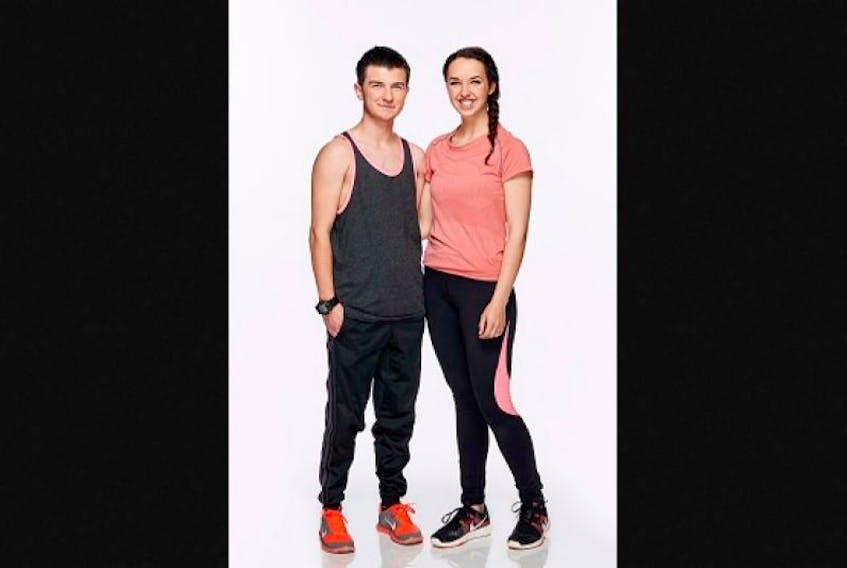 Hamilton Elliott and Michaealia Drever are part of CTV's Amazing Race Canada for the summer.