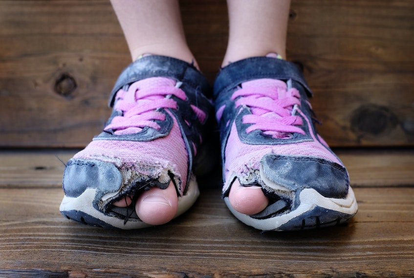 One in four Nova Scotia children live below the poverty line. STOCK IMAGE